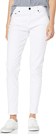 French Connection Womens New Rebound Skinny Jeans, White (Summer White 10), 12 UK