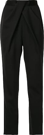 Dion Lee tuxedo pivot trousers - Black