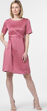 Max Mara Damen Kleid aus Leinen-Seiden-Mix - Haway rosa