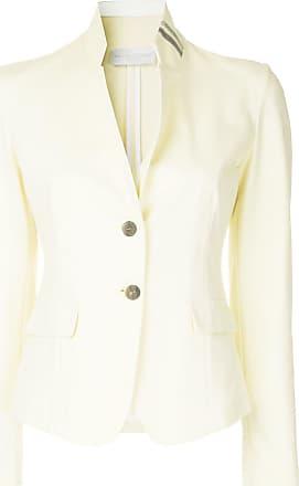 Fabiana Filippi fitted tailored blazer - Yellow