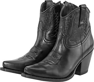 Sendra Gorca Cowboy Stiefel (Schwarz) - Damen