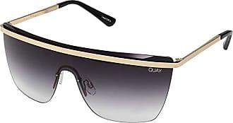 Quay Eyeware Quay x JLo Get Right (Gold/Black Fade) Fashion Sunglasses