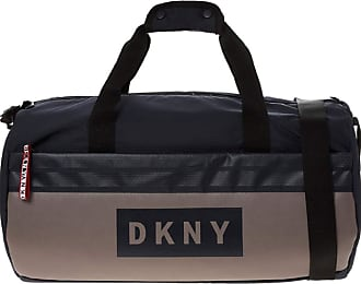 DKNY Mens Threshold Duffle Bag in Midnight Blue, RRP £100