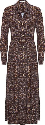 Dress To Vestido Midi Estampado - Animal Print