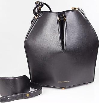 Alexander McQueen Leather crossbody bag Größe Unica