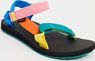 Teva Sandalias con diseño colour block estilo años 90 Original Universal de Teva-Multicolor