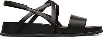 Camper Atonik K201009-001 Sandals Women 8 Black