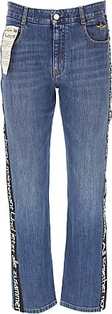 Missguided STONEWASH RAW HEM - Jeans Tapered Fit - denim blue