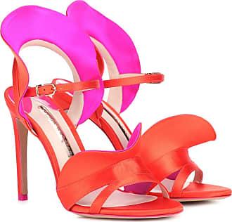 Sophia Webster Lucia satin sandals