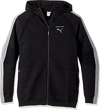 a949ce334f34 Puma Mens Evoknit Move Full Zip Hoodie