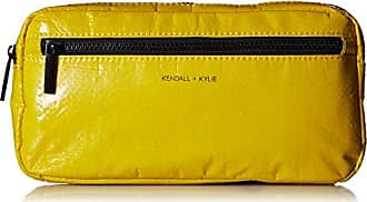 Kendall + Kylie Olympia, yellow market fabric