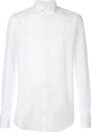Dolce & Gabbana Camisa com jabô - Branco