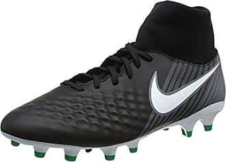 first rate 5dc52 fc388 Nike Magista Onda II Dynamic Fit FG, Chaussures de Football Homme, Noir ( Black