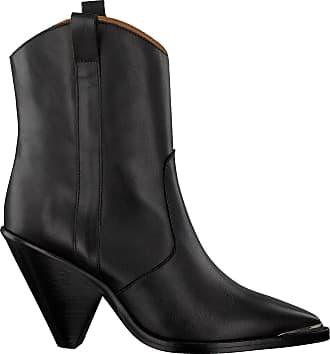 Toral Shoes Schwarze Toral Stiefeletten 12031