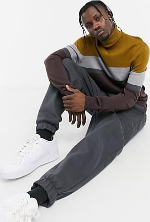 Brand New Soulstar Phineas à capuche pour homme Pull En Tricot Torsadé Pull Pullover 0053