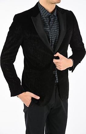 Armani COLLEZIONI velvet M LINE blazer size 48