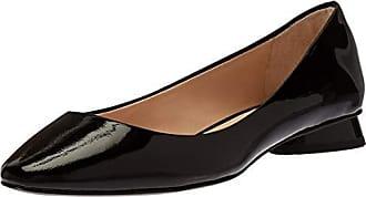 4235d064eb6d Kate Spade New York Womens Fallyn Ballet Flat Black Patent 7.5 M US