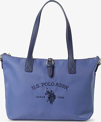 U.S.Polo Association Damen Shopper blau