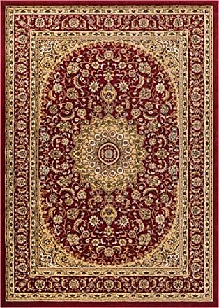 Well Woven 3640T Timeless Aviva Traditional Red 1011 x 15 Area Rug