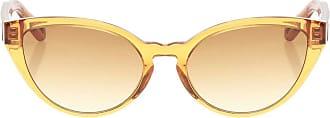Chloé Logo Sunglasses Womens Brown