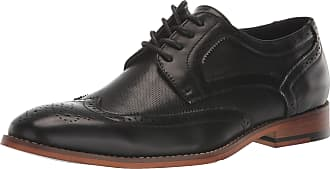 Kenneth Cole Reaction Mens RMS0085AM Blake Lace Up Wt Size: 7 UK Black