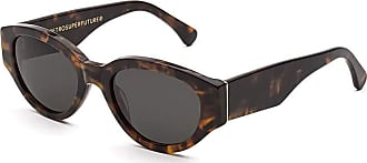 Retro Superfuture Sunglasses Super by Retrosuperfuture Drew Mama Classic Havana XSR R 53 20 14 NEW
