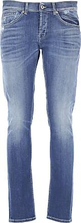 Dondup Jeans On Sale, Denim Blue, Cotton, 2019, 29 30 31 32 33 34 35 36 38