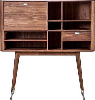 Naver Collection Corian & Walnut Cabinet