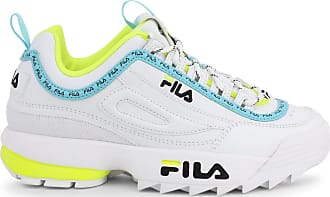 Fila Women Women Sports Shoes Disruptor Low White 7.5 UK