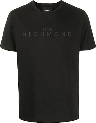 John Richmond T-shirt con stampa - Di colore nero