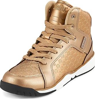Zumba Activewear Street Boss Fitness Sneakers Stylish Dance Workout Women Shoes, Rose Gold, 9.5 UK