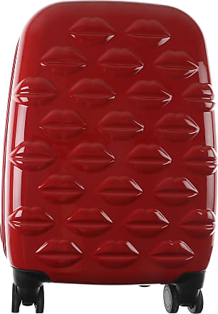 Lulu Guinness Handbags, Lipstick Red, Polycarbonate, 2017, one size
