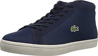 36e13af3d3298 Lacoste Mens Straightset SP CHUK 417 1 Sneaker Navy 10.5 M US