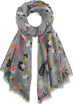 6d53253d6fab63 Codello Peanuts Print Digital in grau, Tücher & Schals für Damen Gr. 1
