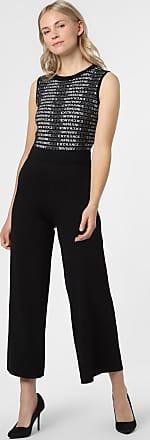 A|X Armani Exchange Damen Jumpsuit schwarz