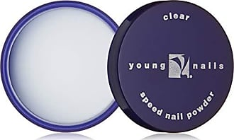 Young Nails Acrlyic Cover Nail Powder, Clear, 85 g