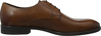 Vagabond Mens Harvey Derbys, Brown (Cognac 27), 9 8.5 UK