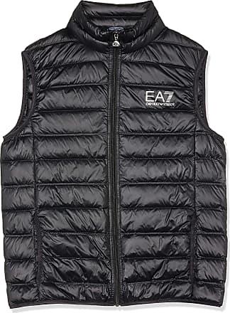 Emporio Armani Mens EA7 Mens Core ID Down Gilet in Black - 2XL