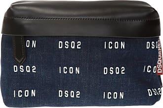 Dsquared2 Branded Belt Bag Mens Navy Blue