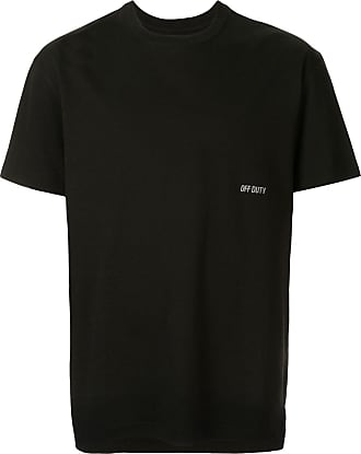 Off Duty Camiseta Detachement - Preto