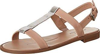 Compensées Sandales Nubuk Femme EU Comb Shoe Biz 39 Beige Nude 5pPq5Evf