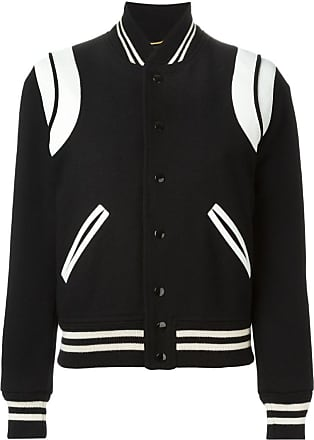 1cd67fa6e5f Saint Laurent® Varsity Jackets: Must-Haves on Sale up to −60 ...