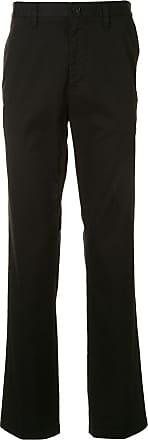 Kent & Curwen straight-leg tailored trousers - Black