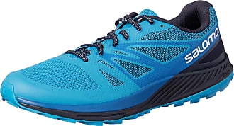 Salomon Tênis Trail Running Sense Escape, Salomon, Masculino, Azul, 45