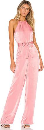 Tularosa Penelope Jumpsuit in Pink