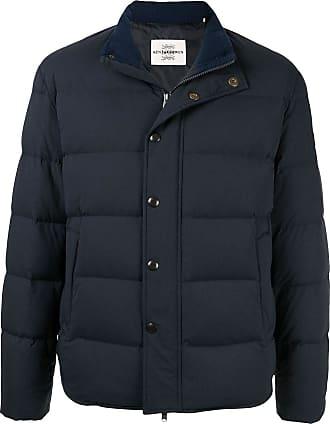 Kent & Curwen padded jacket - Blue