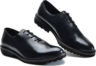 Generico Sapato social masculino, em legitimo couro bovino tipo finioli, solado de borracha modelo P5001 numeração 37 ao 49(45, P5001 Finioli Preto)