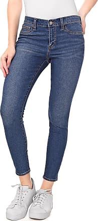 GAP Calça Jeans GAP Skinny Pespontos Azul
