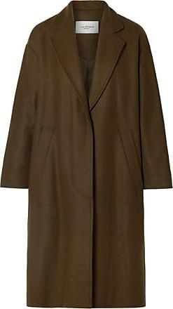 Isabel Marant Cody Oversized Wool-blend Coat - Brown
