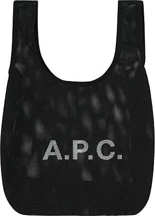 A.P.C. A.p.c. Sac shopping rebound NOIR U